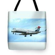 Regional Jet Tote Bag