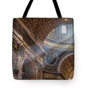 Regnum Caelorum Tote Bag