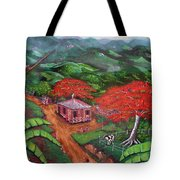 Regreso Al Campo Tote Bag