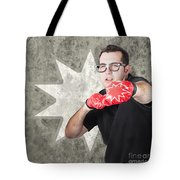 Regular Guy Exercising. Bootcamp Fitness Workout Tote Bag by Jorgo Photography - Wall Art Gallery