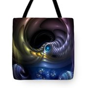 Reincarnation - The Quandary Tote Bag