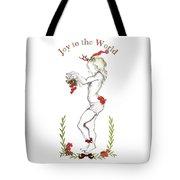 Reindeer Cupid - Holiday Cards Tote Bag