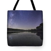 Relax And Look At The Stars Tote Bag