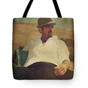 Relax And Stay A While Tote Bag