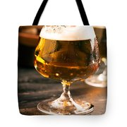 Relax And Take A Sip Of Cold Beer Tote Bag