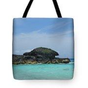 Relax At Horseshoe Bay Bermuda Tote Bag
