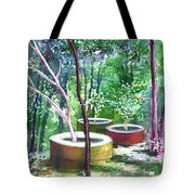 Relax Here Tote Bag