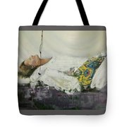 Relaxation Tote Bag
