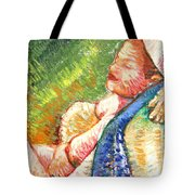 Relaxation II Tote Bag
