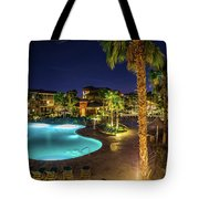 Relaxation Vacation Tote Bag