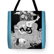 Relaxing #3 Tote Bag