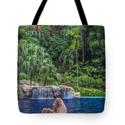 Relaxing Tote Bag