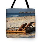 Relaxing Time Tote Bag