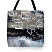 Released- Abstract Art Tote Bag