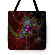 Relentless Thoughts Tote Bag