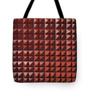Relief C2 Red Metallic Tote Bag