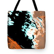 Relief Of The World 1 Tote Bag