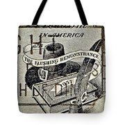 Religious Freedom In America - Persevering Tote Bag