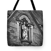 Religious Icon Nenagh Ireland Tote Bag