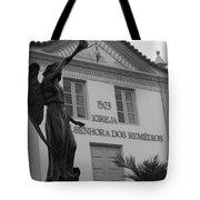 Religious Medicine Tote Bag