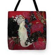 Religious Prayers Tote Bag