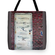 Relocated... Tote Bag
