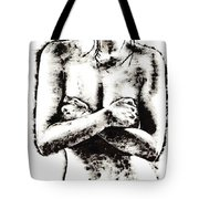 Reluctance Tote Bag by Richard Young