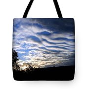 Remarkable Sky Tote Bag