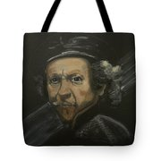 Rembrandt And Colour Tote Bag