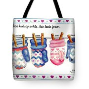 Remembering Jan Tote Bag
