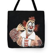 Remembering Lou Jacobs Tote Bag