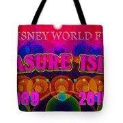 Remembering Pleasure Island Tote Bag