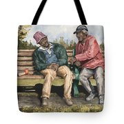 Remembering The Good Times Tote Bag