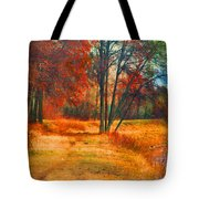 Remembering The Places I Have Been Tote Bag