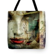 Remembering The Time At Italy Tote Bag