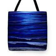 Remembering The Waves Tote Bag