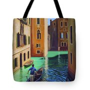 Remembering Venice Tote Bag
