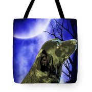 Remembrance Of Apollo Tote Bag by Savannah Fonner
