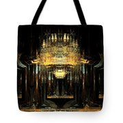 Hall Of Expectations Tote Bag
