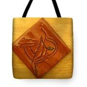 Reminder - Tile Tote Bag