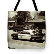Reminder Of Times Past Tote Bag