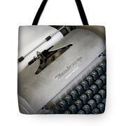 Remington Quiet Riter Tote Bag