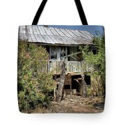 Reminising On What Was Tote Bag