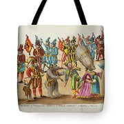 remnants of antiquities at various Orthen Tote Bag