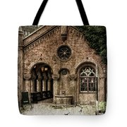 Remnants Of Time Tote Bag