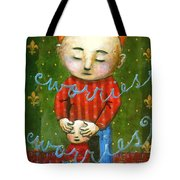 Removing Your Worries Tote Bag