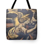 Ren Lady With Wings Tote Bag