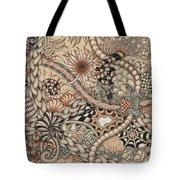 Renaissance Tangle Art Tote Bag