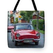 Renault Caravelle Tote Bag