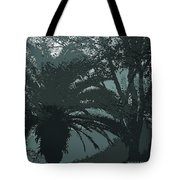 Rendezvous In The Fog Tote Bag